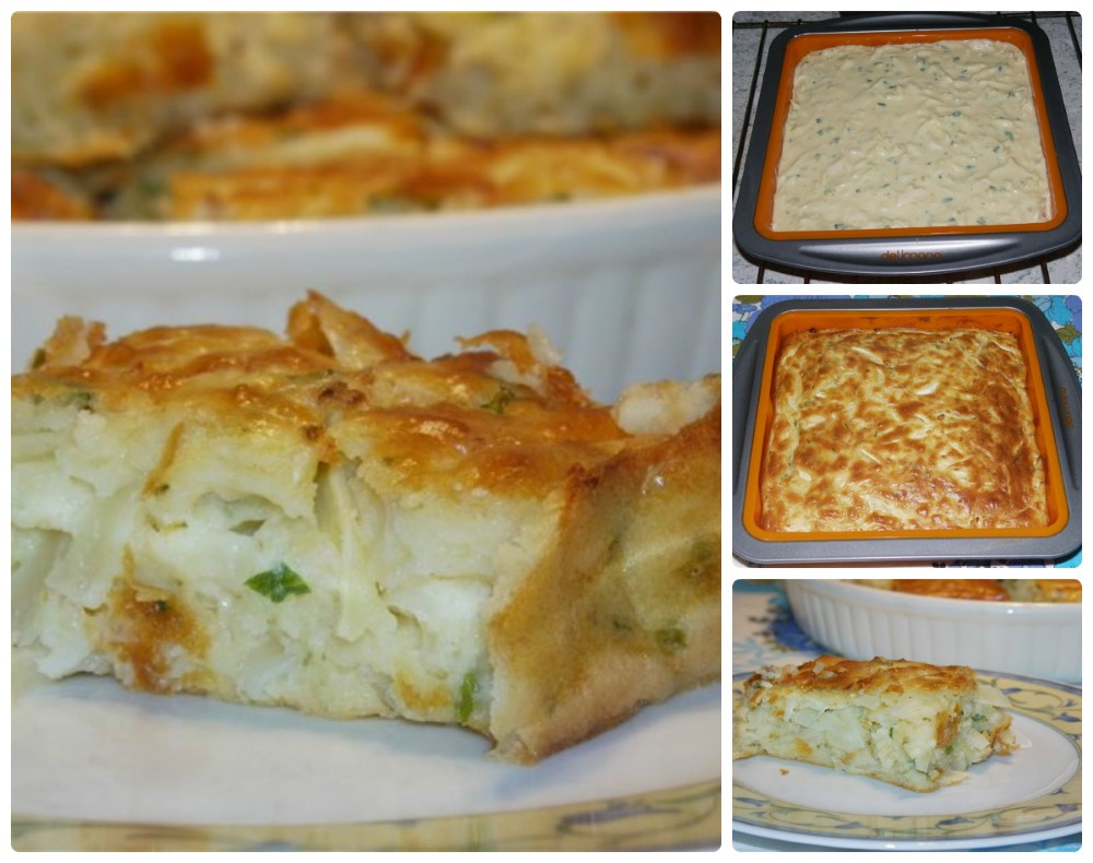 пироги заливные с капустой на кефире