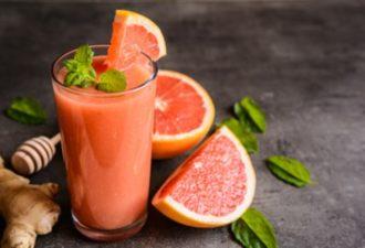 Грепфрутовый эликсир красоты и здоровья