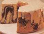 Шифоновый мраморный бисквит